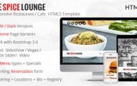 Layout Restaurant chuẩn SEO