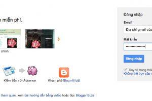"""Cách cài đặt tên miền """" domain """" Vào blogger ( còn gọi là blogspot )"""
