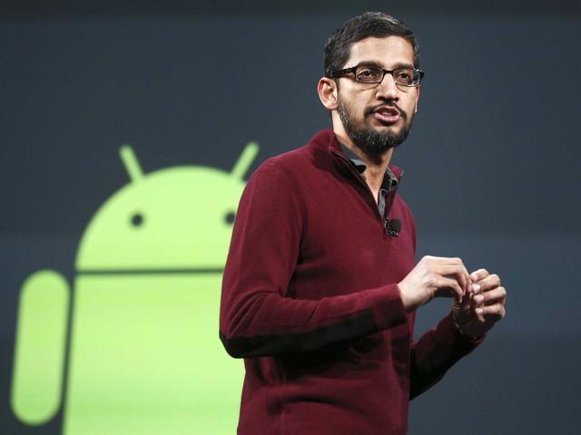 Sundar Pichai sẽ trở thành CEO mới của Google